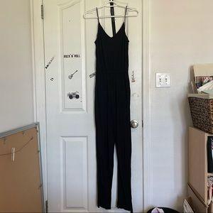 H&M Basic Black Jumpsuit Size XS